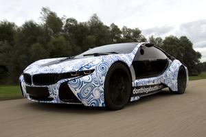 Έρχεται το 2013 το οικολογικό supercar της BMW